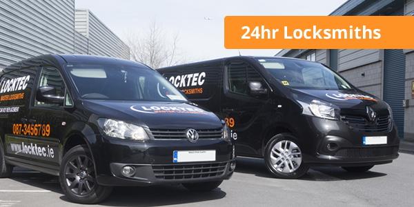Locksmith Vans in Dublin