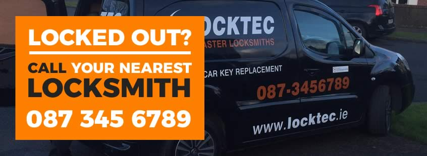 Locked Out Call Locksmith Dublin Locktec